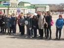 Тимуровское движение квест на Соборной площади Панорама 1 мая 2018