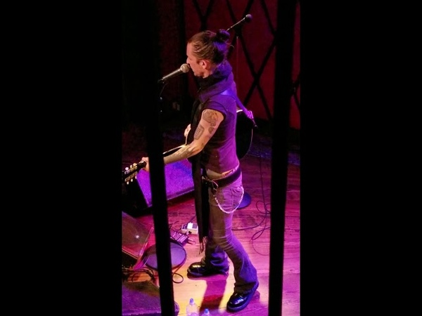 Jimmy Gnecco - Here Is The Light (acoustic) @ Rockwood Music Hall Stage 2 NYC, 11.08.2018