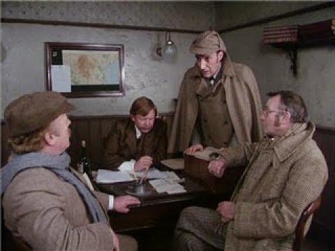 Собака Баскервилей (1983)детектив,ужасы,криминал.
