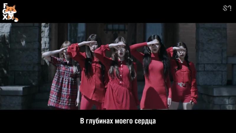 [FSG FOX] Red Velvet - Peek-A-Boo |рус.саб|