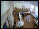 Вброс бюллетеней, Люберцы , гимназия №5