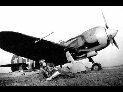 Легендарные самолеты.Истребитель Ла-5
