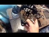 Ремонт генератора Переносим реле регулятор и диоды из корпуса