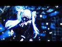 MMD Diamond Sky Neon Miku