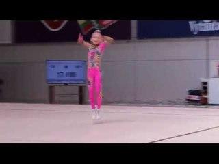 Lebedeva Ariel KAUNAS OPEN CUP 2018 (11-12 мая) 16,35 3 место