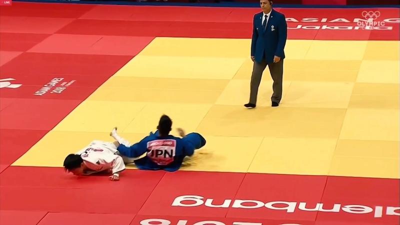 Shohei Ono [-73kg] JPN🇯🇵 Asian Games 2018 Chempion🇯🇵
