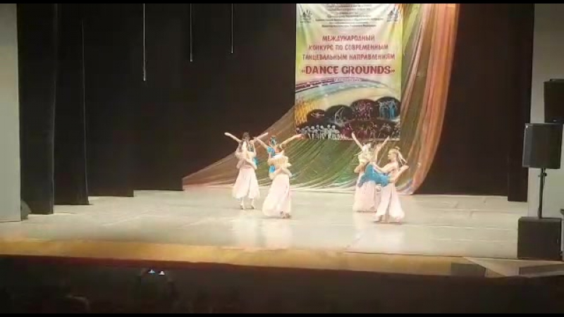 ансамбль МИРАЖ танец Ветер перемен