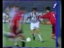Лига Чемпионов 1996_1997. Группа С. 1 тур. Ювентус - Манчестер Юнайтед (2 тайм)
