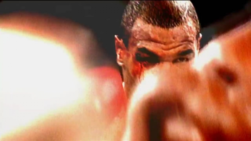 Mike Tyson vs Evander Holyfield II 48th of 58 June 1997 Bite of the Century