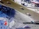 Водитель торопился на работу и сбил девушку на пешеходном переходе