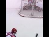 Сергей Шумаков забросил шайбу в стиле Микаэля Гранлунда.