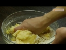 Простой рецепт рассыпчатого десерта Обалденный тертый пирог с вареньем