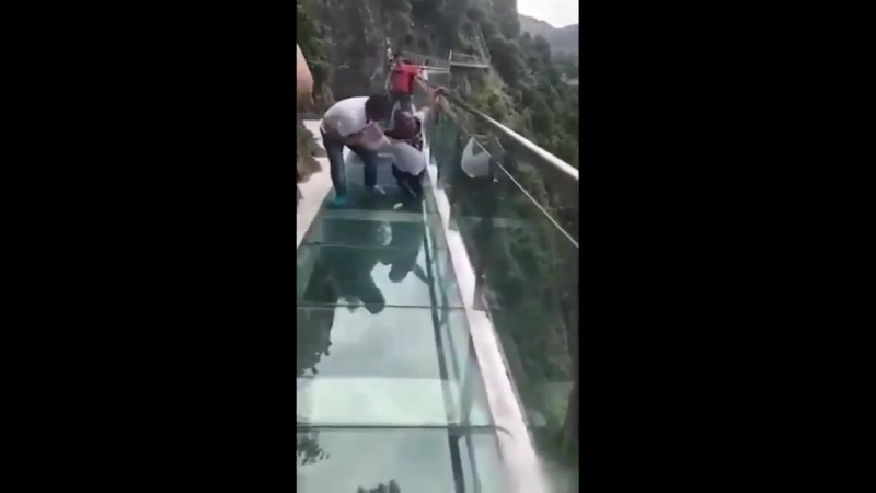 Мост в Китае.