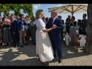 Очередная истерия из-за визита Путина на свадьбу главы МИДа Австрии Карин Кнайсль