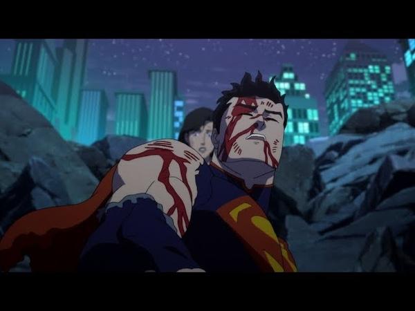 Superman vs Doomsday : The Death of Superman 2018 - Final ( Tela Reduzida)