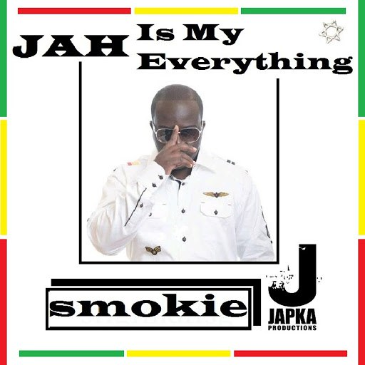 Smokie альбом Jah Is My Everything