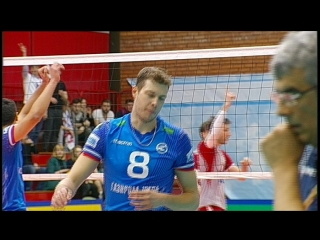 HIGHLIGHTS. Ярославич — Газпром-Югра Суперлига 2017-18. Мужчины