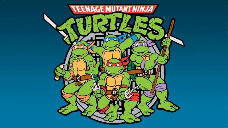 Черепашки мутанты ниндзя (4 серия, 1 сезон) (Крутые тинейджеры из Измерения Икс)