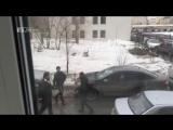 Разборка со стрельбой в центре Екатеринбурга