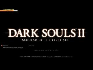Пройти игру 1-м уровнем #8 (Dark Souls II Scholar of the First Sin)