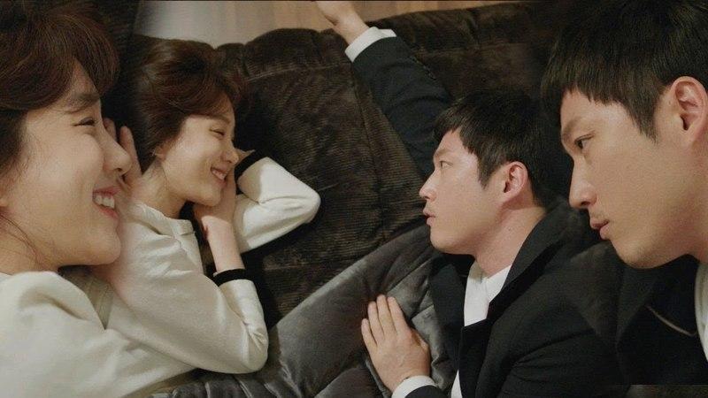 장혁·정려원, 침대 위 콩닥콩닥 '미묘한 기류' 《Wok of Love》 기름진 멜로 EP11-12