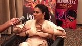 Beautiful Vivacious Kajol on being the voice of Elastigirl in Incredibles 3 - with Hrishi K