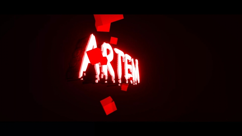 интро для Артема