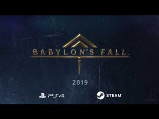 Babylon's Fall (Platinum Games) PS4 Reveal Trailer | PlayStation 4 | E3 2018