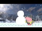 S.T.A.L.K.E.R - Свинка Пеппа _ Снег в Зоне