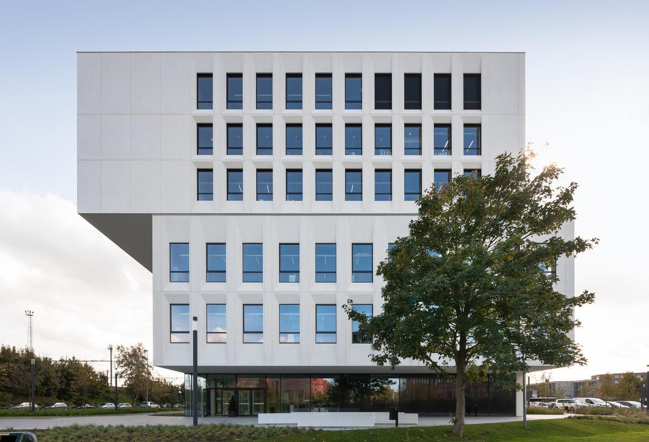 KUL Campus Bruges / Abscis Architecten