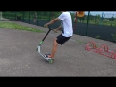 TailWhip on flat by Chernykh