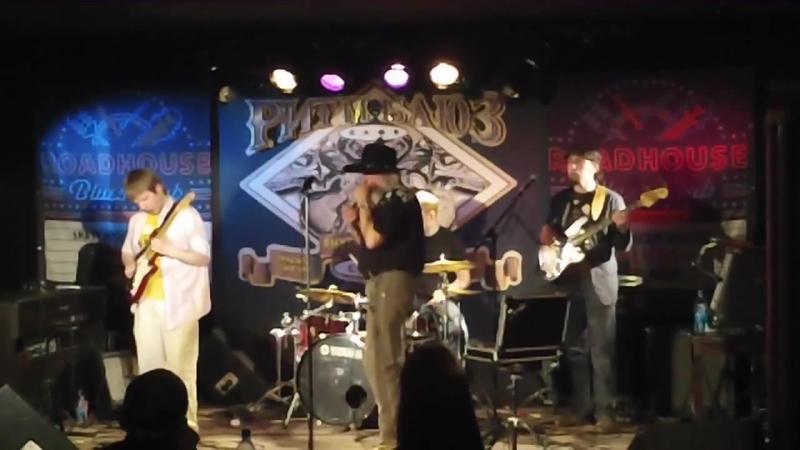 Петрович и группа Hot Rod Band Alabama Train