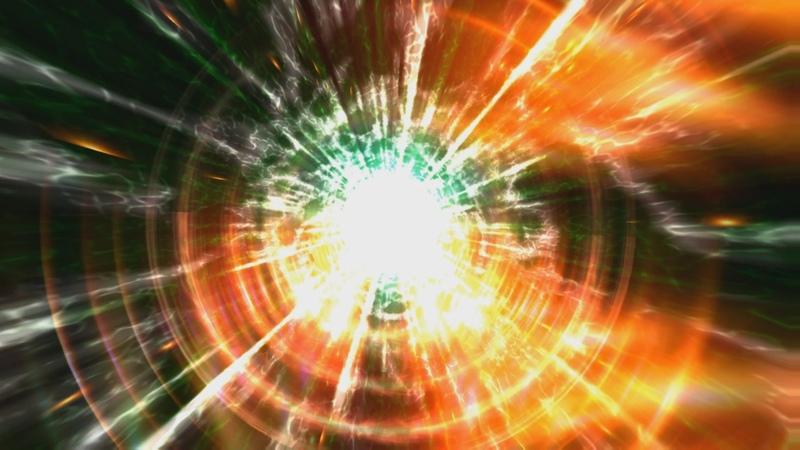 60FPS Plasma Tunnel 1080p Background Video Loop Colorful Dazzling Animation Effect