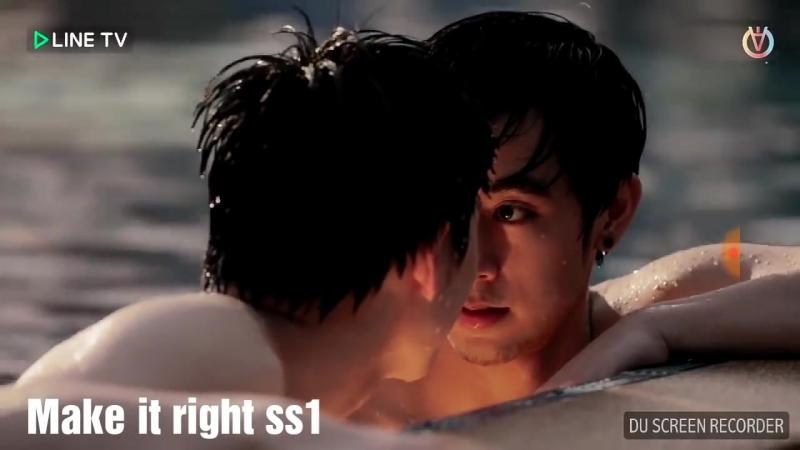 Kiss Scene_ Thai BL Drama_ ep 6