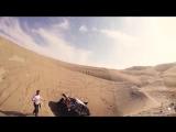 (POV) Inside the Kamaz Truck - Dakar 2018