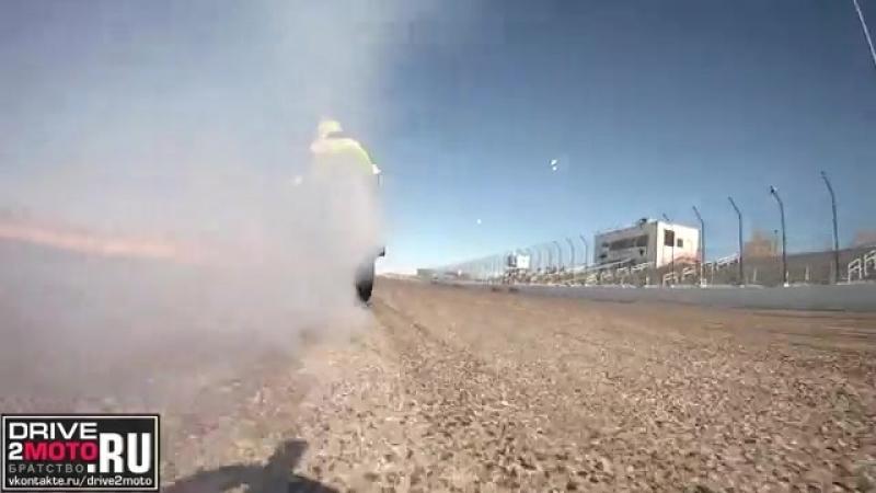Moto vs Auto drift