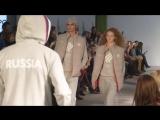 По одежке встречают - репортаж о презентации экипировки российских олимпийцев