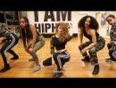 Petit Afro Presents - AfroDance Class Video -- M.King - Afro Magic (Original Remix)