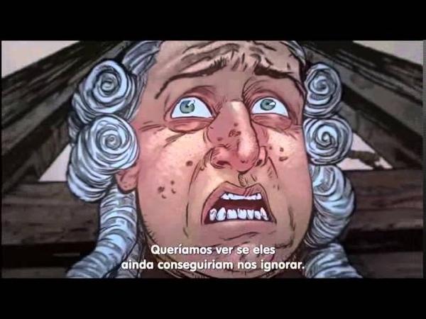 REVOLUÇÃO FRANCESA/Robespierre e o Terror - Filme Animado