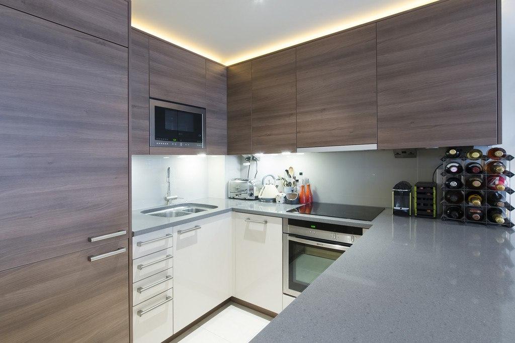 Интерьер квартиры-студии 39 м в Лондоне.
