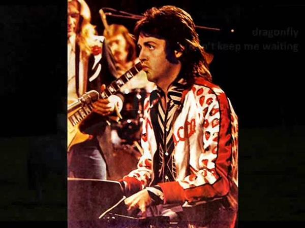 Paul McCartney - Little Lamb Dragonfly - Lyrics
