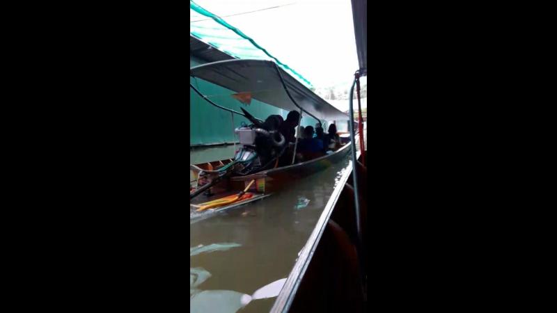 Тайланд. город на воде