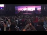Eminem brings out 50 Cent at Twickenham 2018