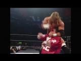 NO DQ MATCH Triple H wRic Flair vs Jim Ross