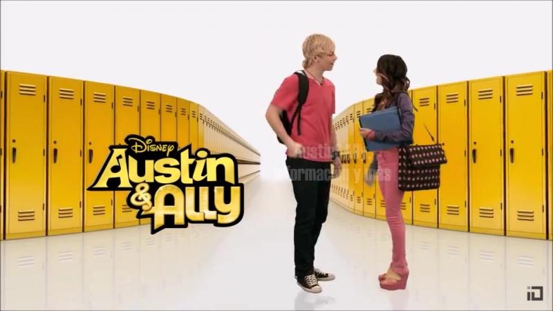 Промо ко второму сезону сериала «Остин и Элли»