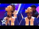 Oh Happy Day! Meet the uplifting DMU Gospel Choir Auditions Week 1 Britain's Got Talent 2018