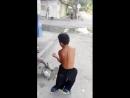 любимый танец сына