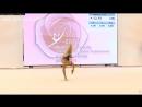Лала Крамаренко обруч многоборье II Международный турнир 2018, Минск 1.mp4