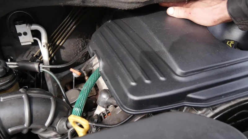Произвели капитальный ремонт дизельного двигателя на Hyundai Starex