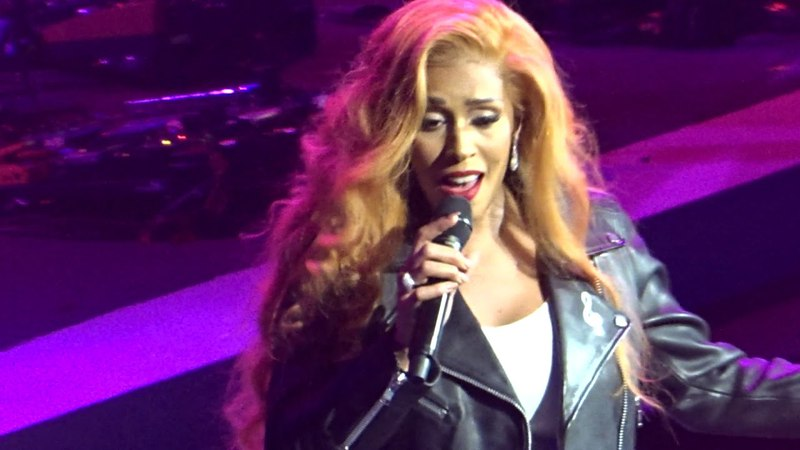 Glennis Grace - Didn't we almost have it all - Ladies of Soul 2018
